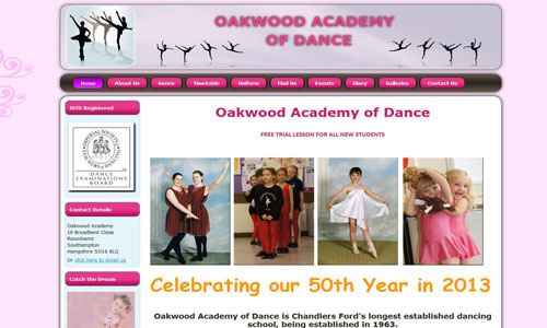 Oakwood Academy of Dance